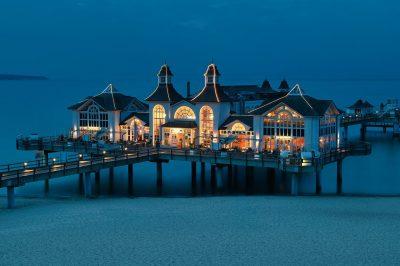 Seaside luxury property